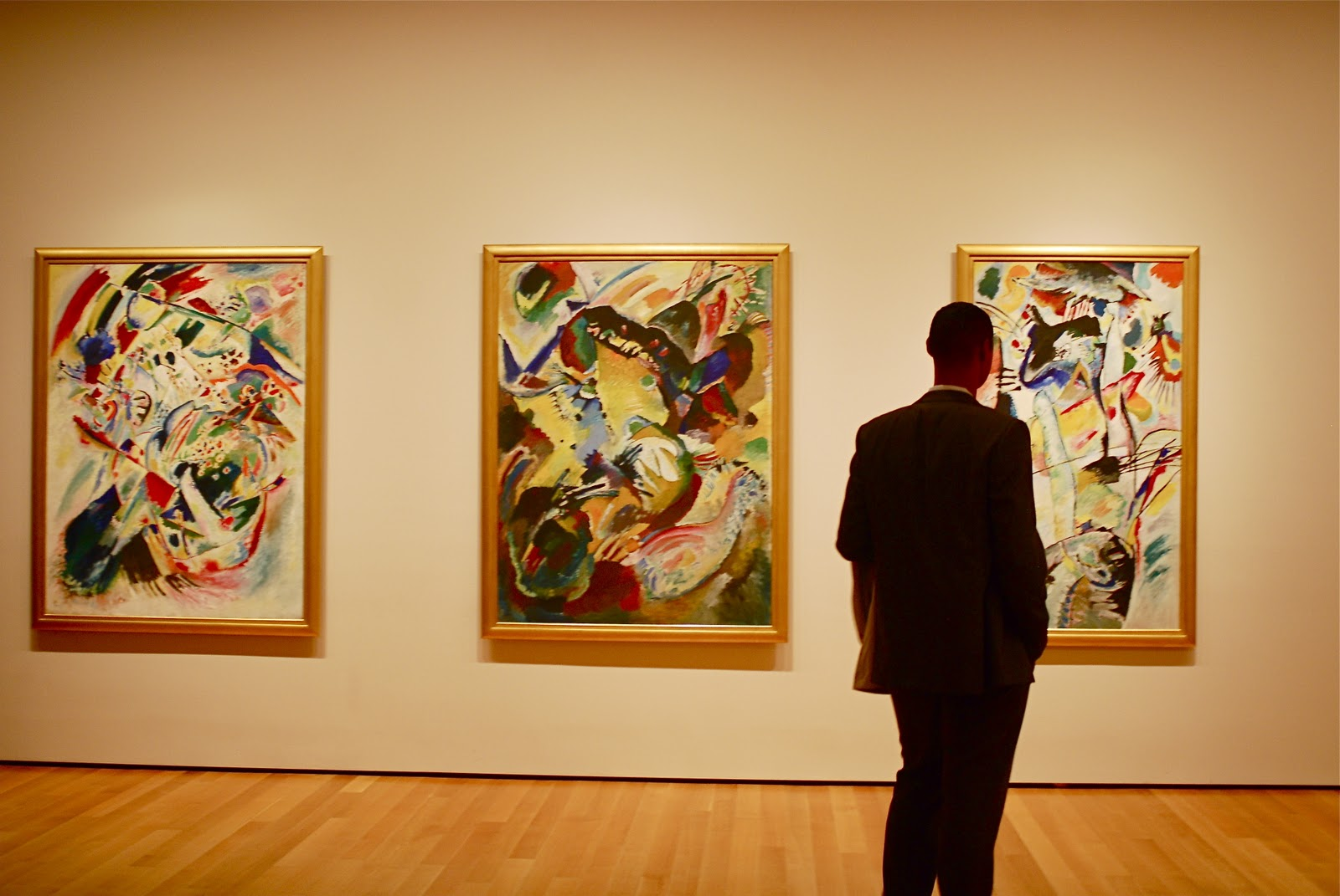 Muddy Colors: Artist of the Month: Wassily Kandinsky