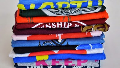 6 Websites for Selling your T-shirt Designs
