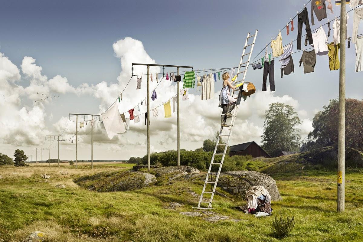 El inmpresiontante arte de Erik Johansson