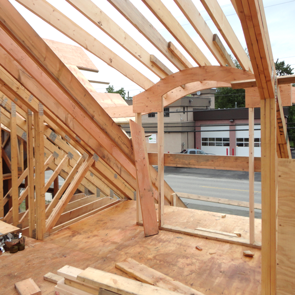 Dormer framing details dormer framing details timber for Dormer window construction drawings