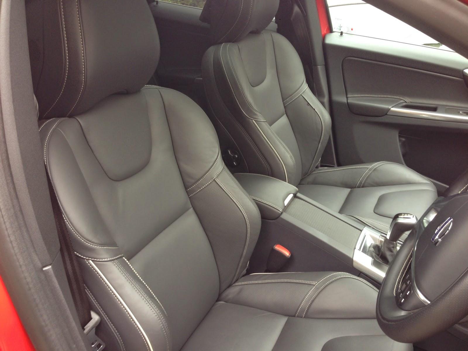 2014 Volvo XC60 D4 R-Design Lux