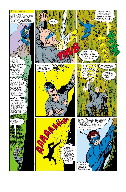 Captain America (1968) Issue #340 #270 - English 18