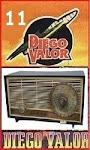 Diego Valor nº 11