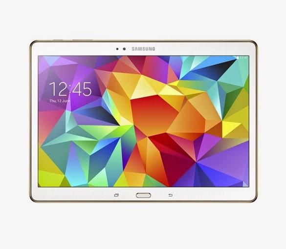 "Samsung Galaxy Tab S T800 10.5"" 16GB Tablet"