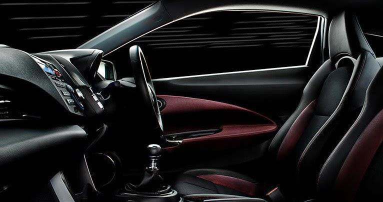 Interior Honda CR-Z