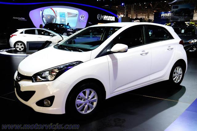 Hyundai HB20 Branco