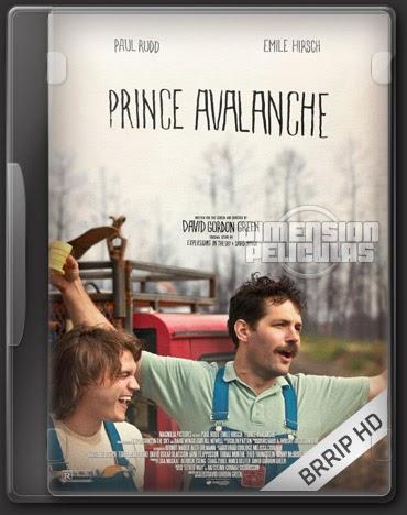 Prince Avalanche (BRRip HD Inglés Subtitulada) (2013)
