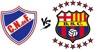 nacional vs barcelona sc en vivo