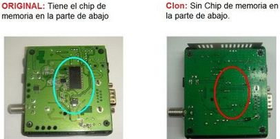 Dongle i-Box Original y Clon