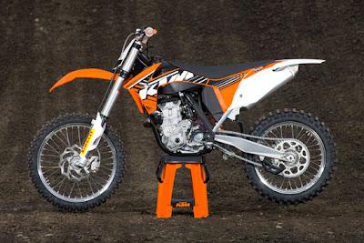 2012 KTM 450 SX-F