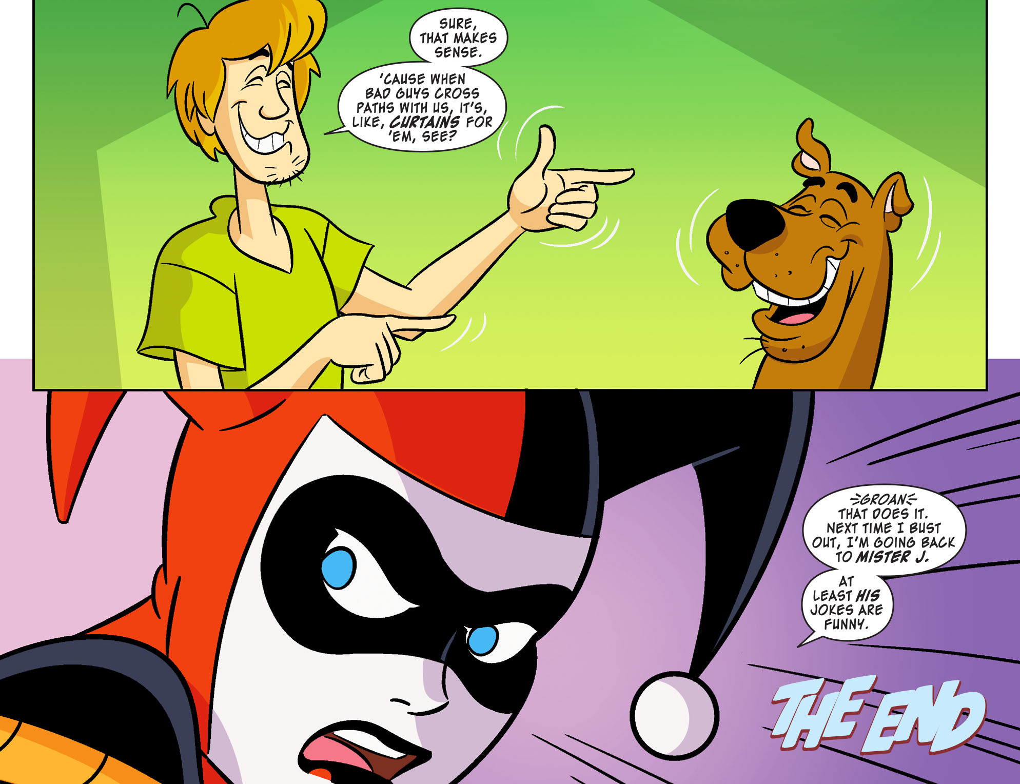 Read online Scooby-Doo! Team-Up comic -  Issue #24 - 22