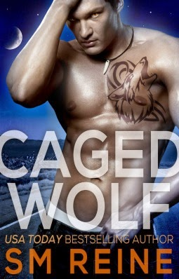 Caged Wolf (The Tarot Witches #1) by S.M. Reine