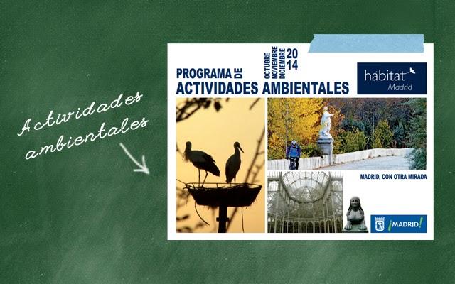 Actividades ambientales