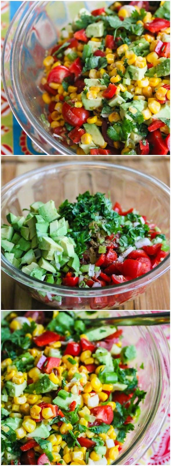 http://jeanetteshealthyliving.com/2014/06/corn-tomato-avocado-salsa-salad.html