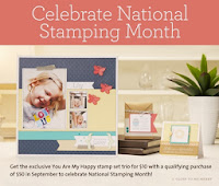 Celebrate National Stamping Month