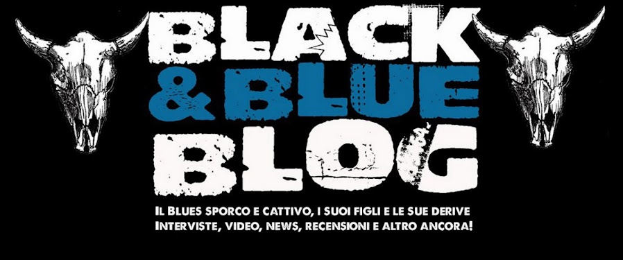Black &amp; Blue Blog