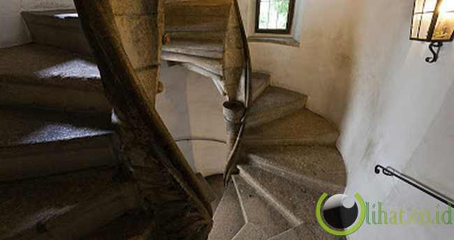 Double Spiral Staircase, Austria