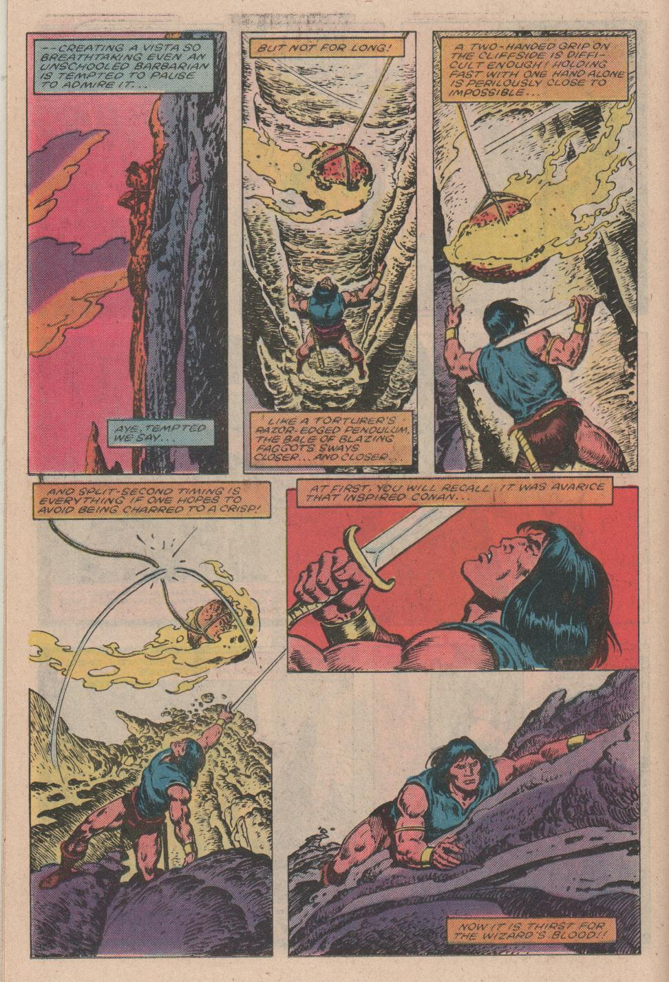 Conan the Barbarian (1970) Issue #157 #169 - English 11