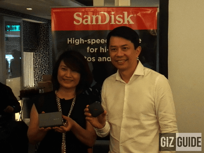 SANDISK INTROS NEW LINE OF QUALITY AND HIGHEST PERFORMING PORTABLE SSD STORAGE!