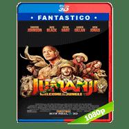 Jumanji: En la selva (2017) 3D SBS 1080p Audio Dual Latino-Ingles