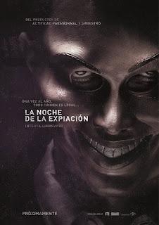 Ver Película La Noche de la Expiación Online Gratis (2013)