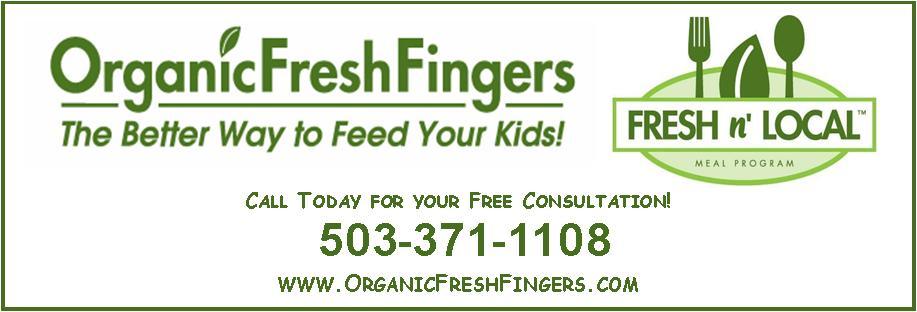 Organic Fresh Fingers