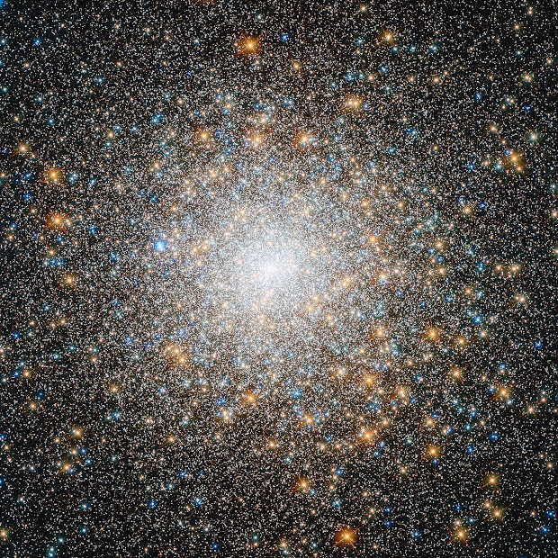 Globular Cluster M15