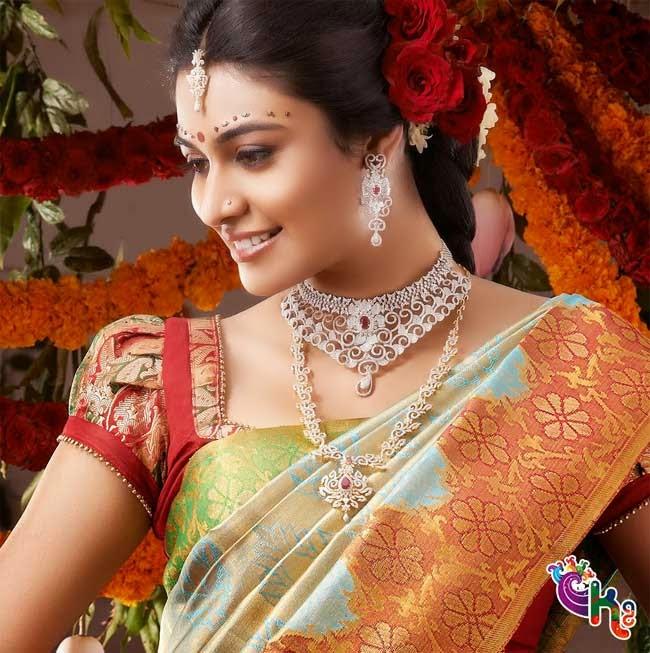 South Indian Wedding Diamond Jewellery