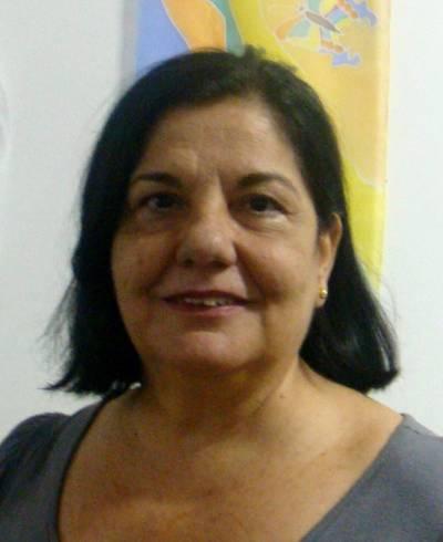 Professora Telma Mangini Tapigliani