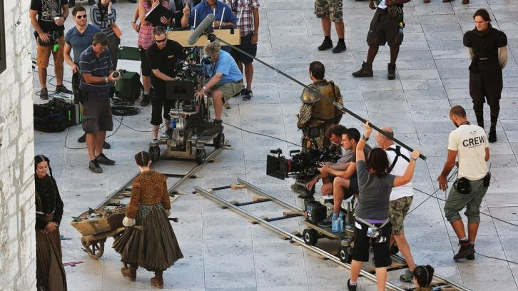 Game of Thrones - Season 5 - Set Photos - Various Dates