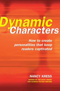 Portada de Dynamic Characters, de Nancy Kress