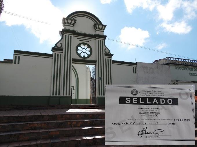 Málaga, Santander, no tiene dónde enterrar a sus muertos