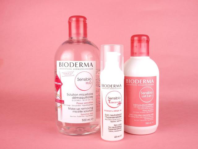 Bioderma Sensibio H2O, Cleansing Milk 3-in-1 & Tolerance Plus: Review