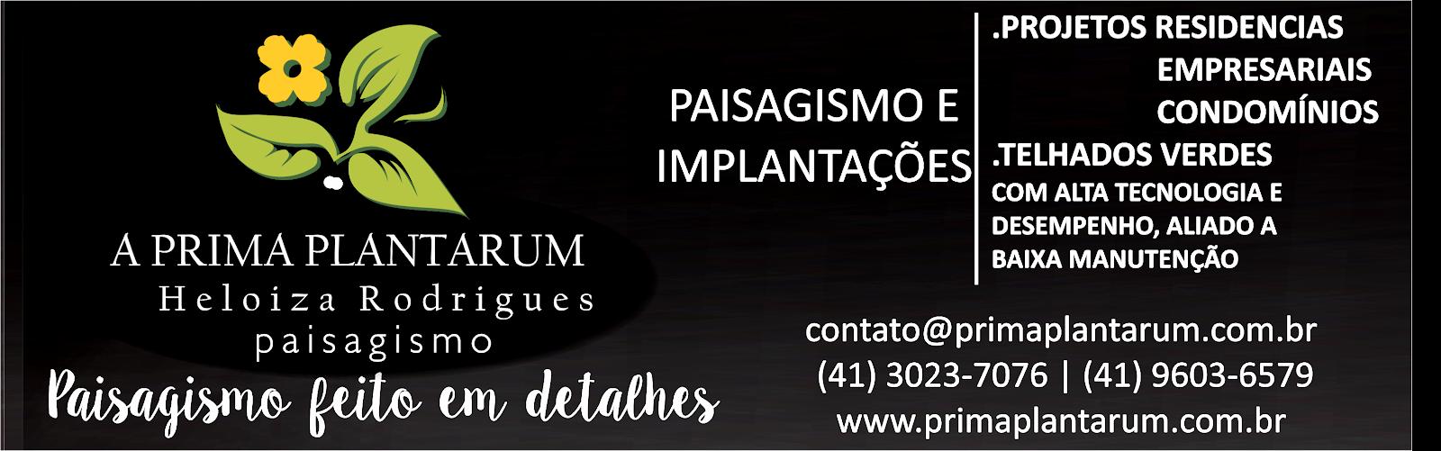 HELOIZA RODRIGUES | A PRIMA PLANTARUM | projetos e implantações de paisagismo