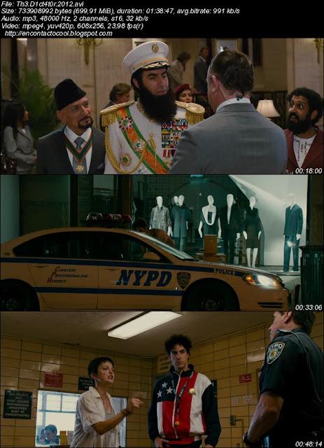 Descargar El Dictador 2012