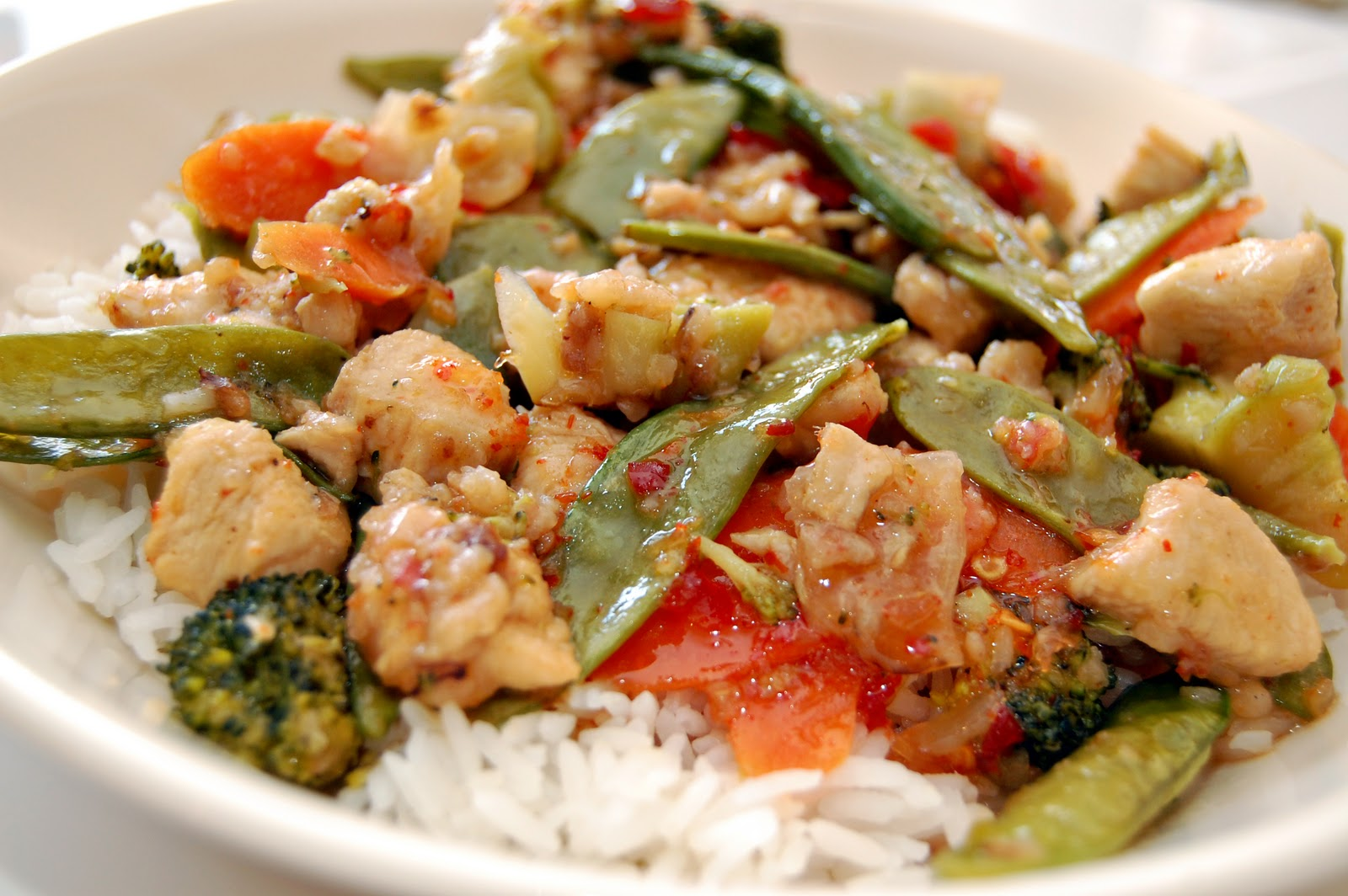 chicken stir fry soy sauce recipes yummly chili sauce chicken stir fry ...