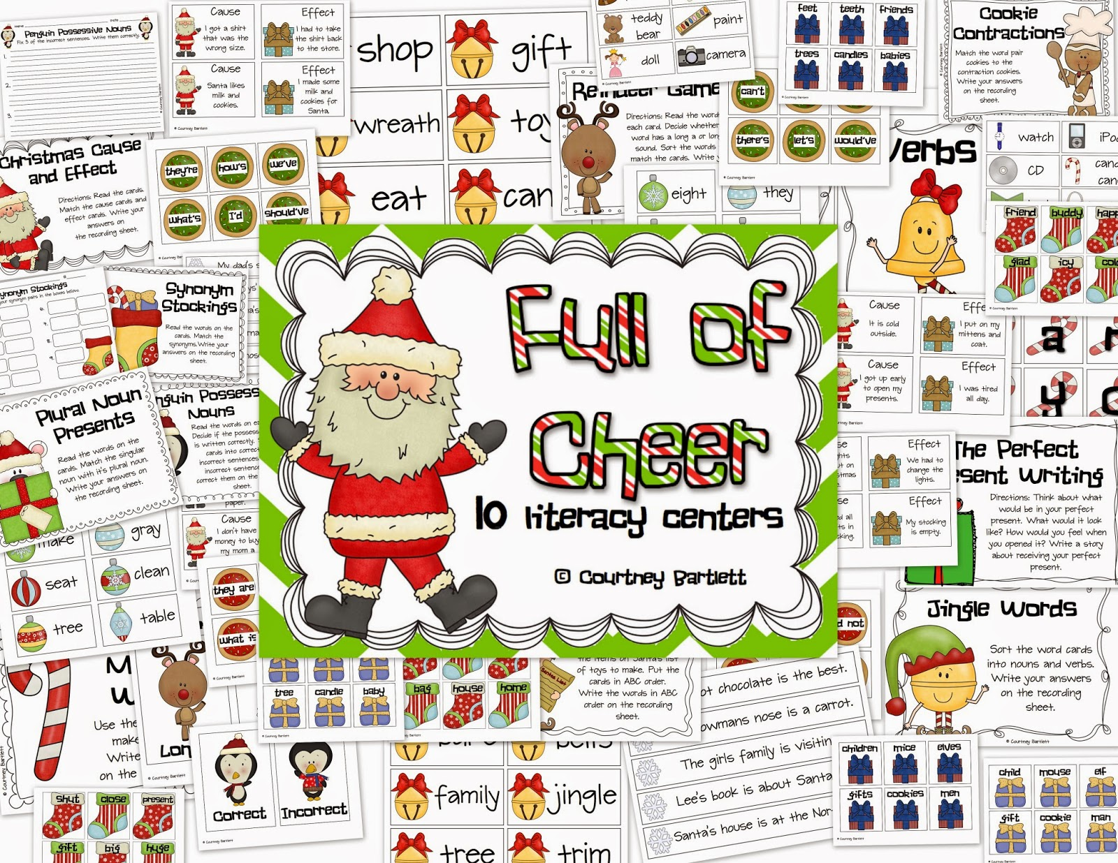 http://www.teacherspayteachers.com/Product/Full-of-Cheer-center-bundle-1585027