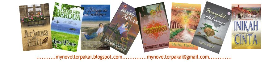 Novel Melayu Terpakai