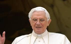S.S  El Papa Emérito..Benedictus PP. XVI