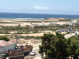 Overview of Aden Adde Airport