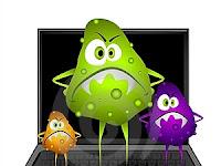 Mengenali Penyebaran Virus di komputer Windows