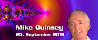 Mike Quinsey – 20.September 2019