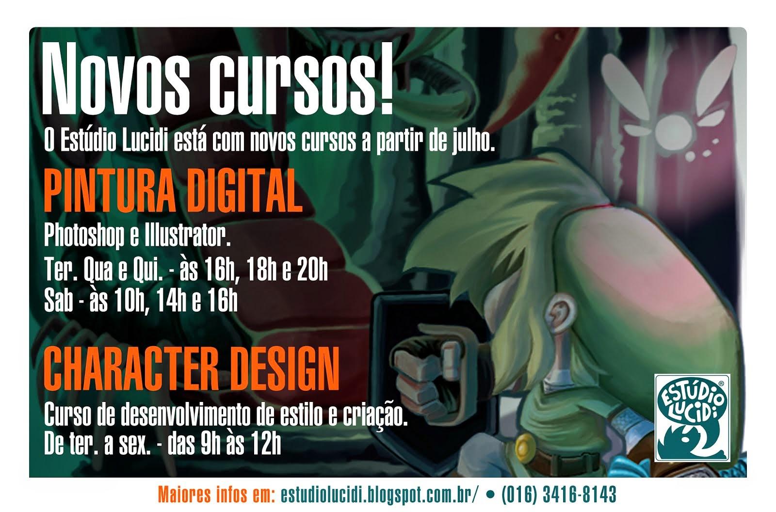 Cursos de Pintura Digital