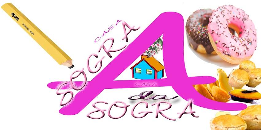 Logomarcas A casa da sogra