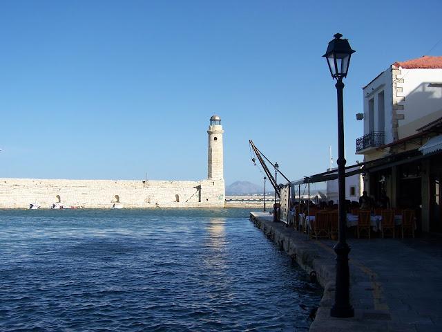 Resmo; Venedik Limanı ve Fener