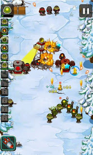 Screenshots of the Storm Battle:Soldier Heroes for Android tablet, phone.
