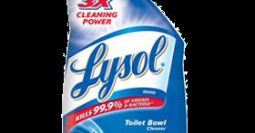 Lysol Toilet Wand