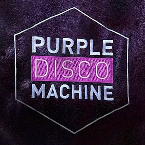purple disco machine where we belong