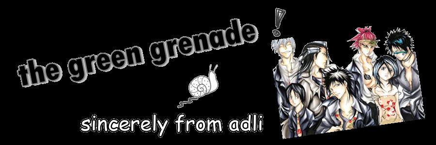 the green grenade
