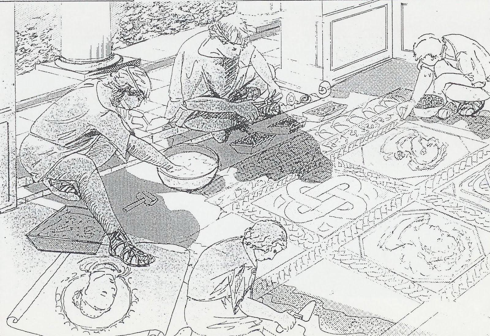 Curso de Mosaicos Artistico